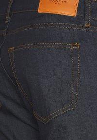 sandro - SKINNY RAW - Slim fit jeans - denim - 2