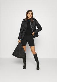 Armani Exchange - JACKET - Winter jacket - black - 1