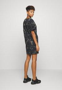 G-Star - JOOSA DRESS R WMN S/S - Jerseyjurk - khaki - 2