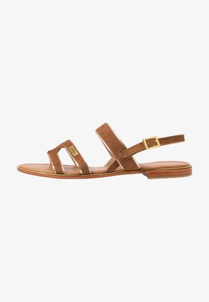 HELIBUC - Sandals - tan