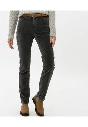 MARY - Trousers - dark grey