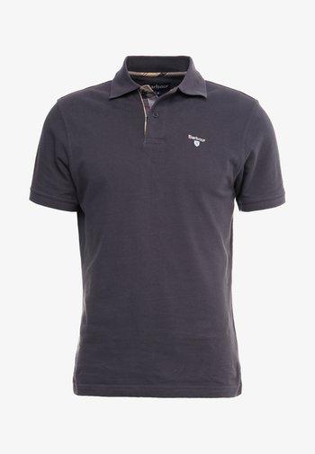 TARTAN  - Polo shirt - dark blue