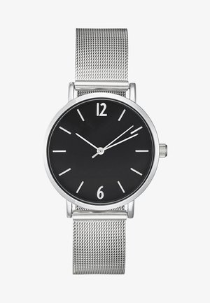 Watch - silver/black