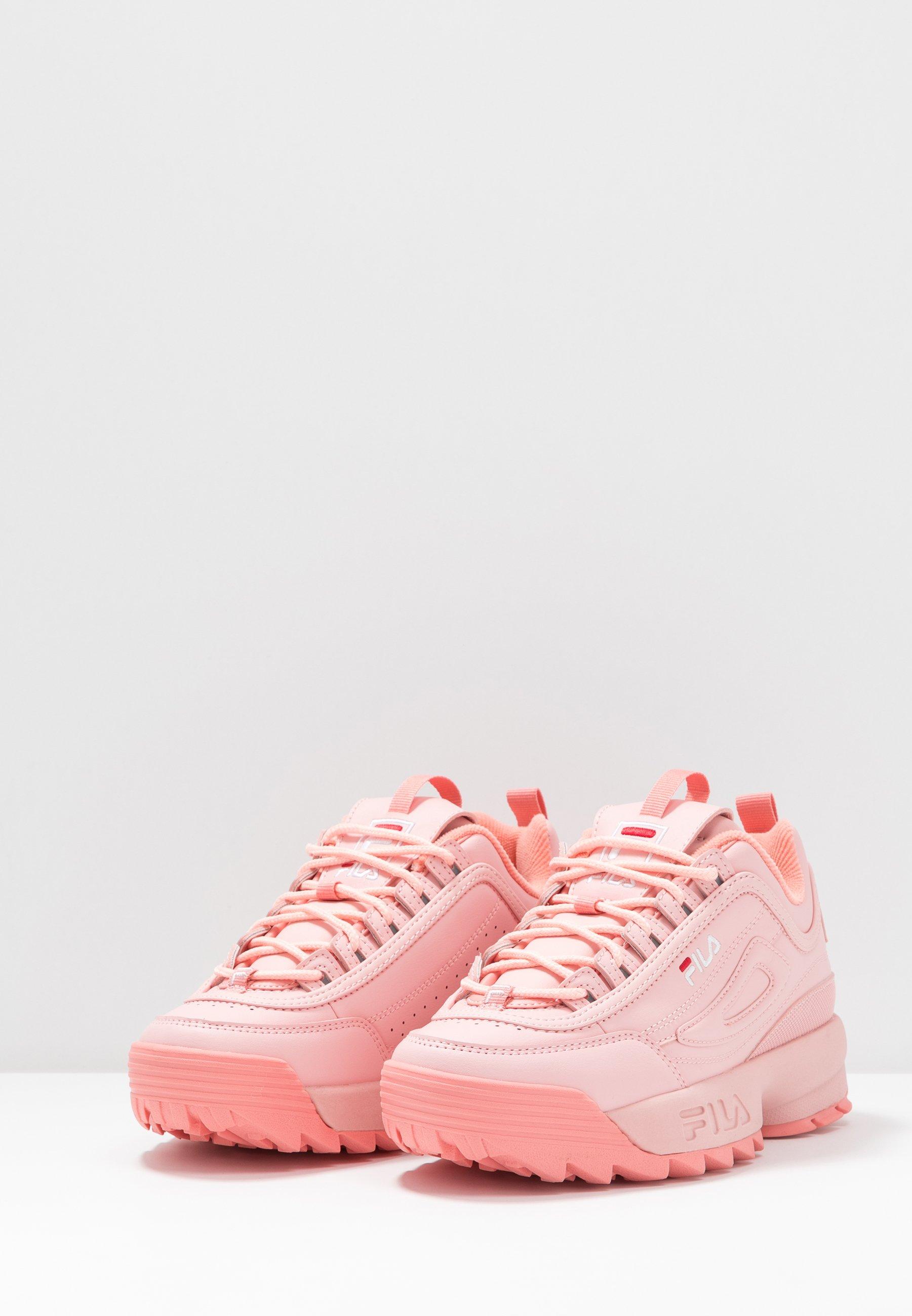 Fila Disruptor - Sneakers Coral Cloud/burnt