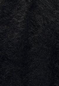 Banana Republic Petite - EYELASH MID OPEN FRONT - Cardigan - black - 6