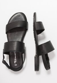 Tamaris - Sandales - black - 3