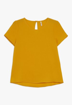 KONCOCO FIRST - Blouse - cadmium yellow