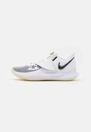 KYRIE LOW 3 - Basketball shoes - white/black