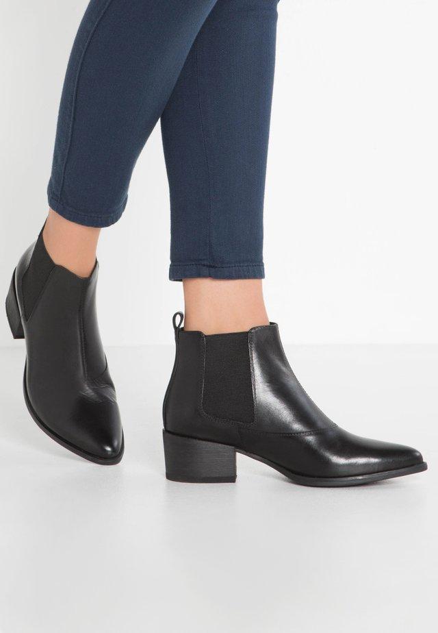 MARJA - Boots à talons - black