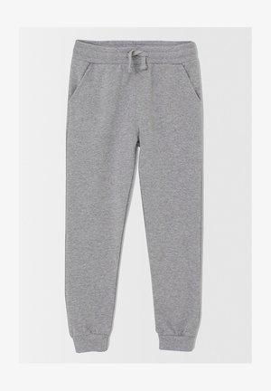 SLIM FIT  - Pantalon de survêtement - grey