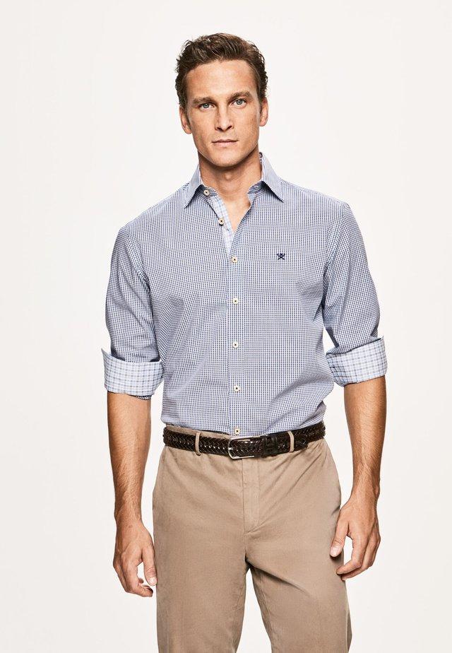 Shirt - blue/multi