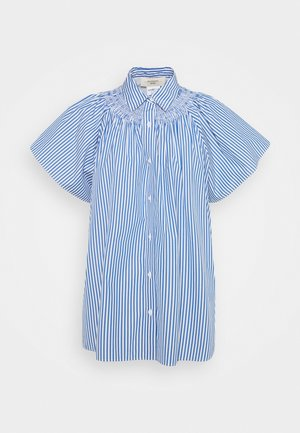 COIMBRA - Button-down blouse - azurblau