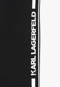 KARL LAGERFELD - Pantalones deportivos - schwarz - 2