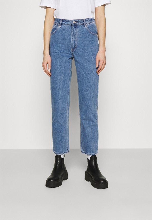 Jeans a sigaretta - maya blue