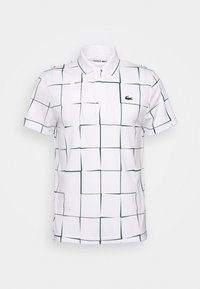 Lacoste Sport - DH2052 - Polo shirt - white/green - 0