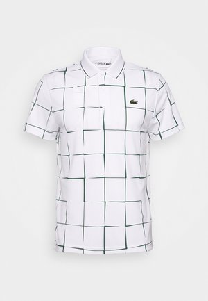 DH2052 - Polo - white/green