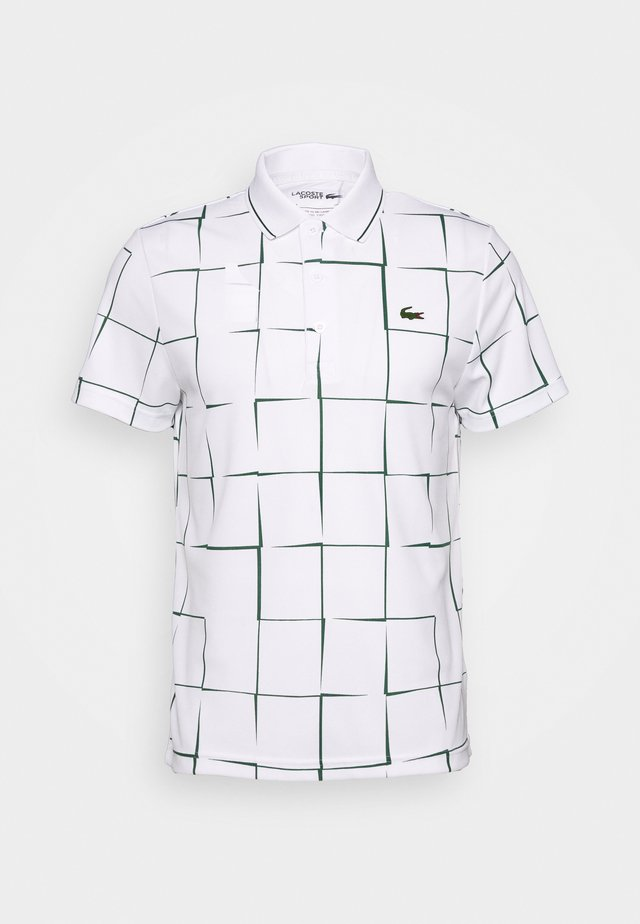 DH2052 - Poloshirt - white/green