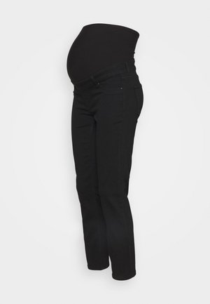 OVERBUMP straight leg jeans - Džíny Straight Fit - black