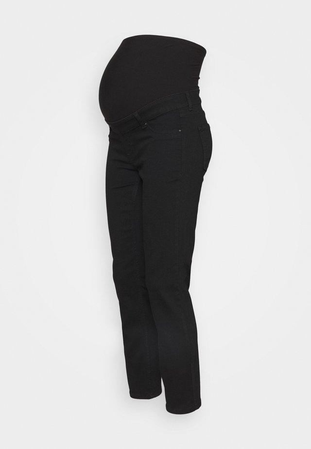 OVERBUMP straight leg jeans - Jeans a sigaretta - black