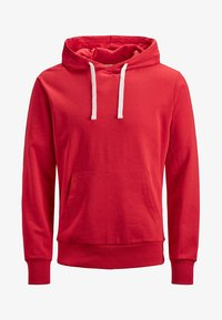 Jack & Jones - Hoodie - tango red - 5