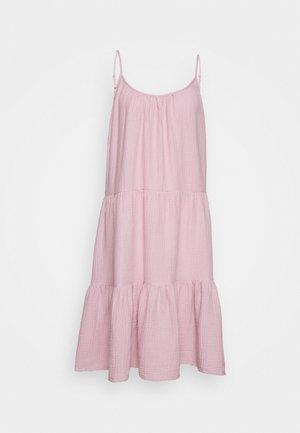JANIELLE DRESS - Day dress - dawn pink