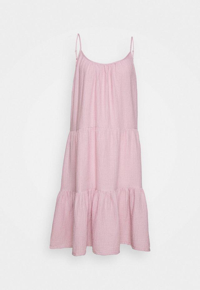 JANIELLE DRESS - Korte jurk - dawn pink