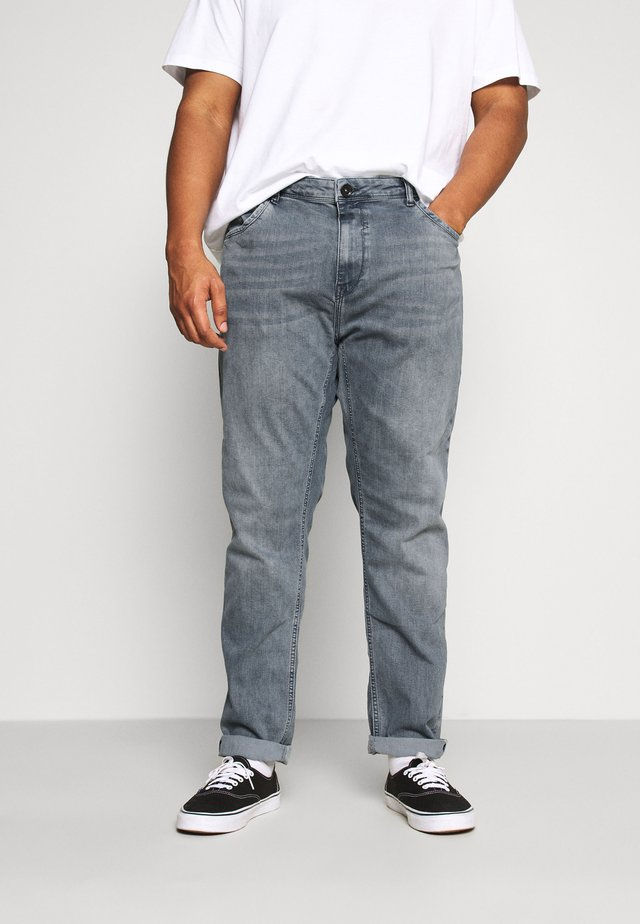 BLAST PLUS  - Slim fit jeans - grey blue