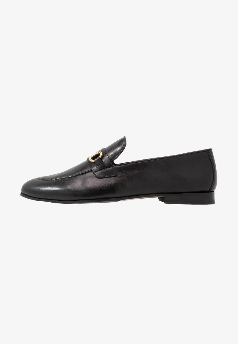 Walk London - TERRY - Mocassini eleganti - black