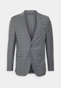 Isaac Dewhirst - CHECK SUIT - Kostym - light grey - 2