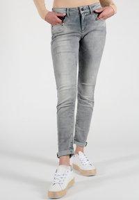 Miracle of Denim - Slim fit jeans - grau - 0