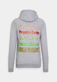 Denim Project - MOJO HOODIE - Sweatshirt - light grey - 7