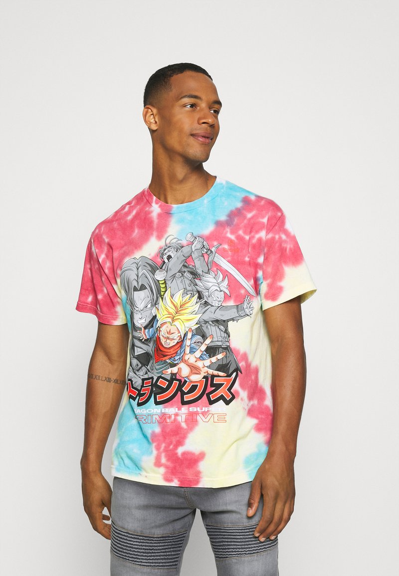 Primitive - TRUNKS PHASE VINTAGE OVERSIZED - Print T-shirt - multi-coloured
