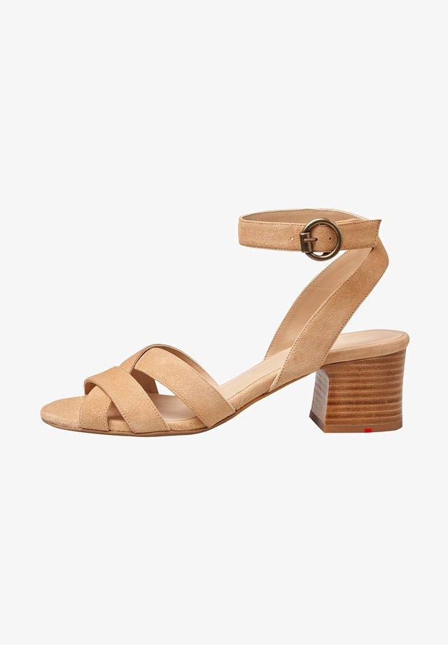 Sandalen - beige