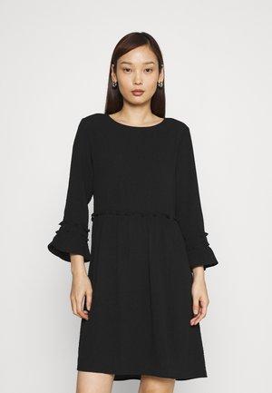 ONLHENRIETTA DRESS - Vapaa-ajan mekko - black