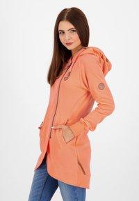 alife & kickin - Zip-up hoodie - peach - 2