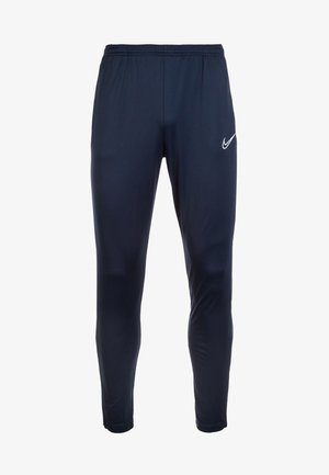 Tracksuit bottoms - obsidian/white