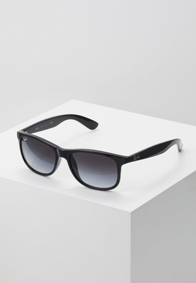 Solbriller - black/gray gradient