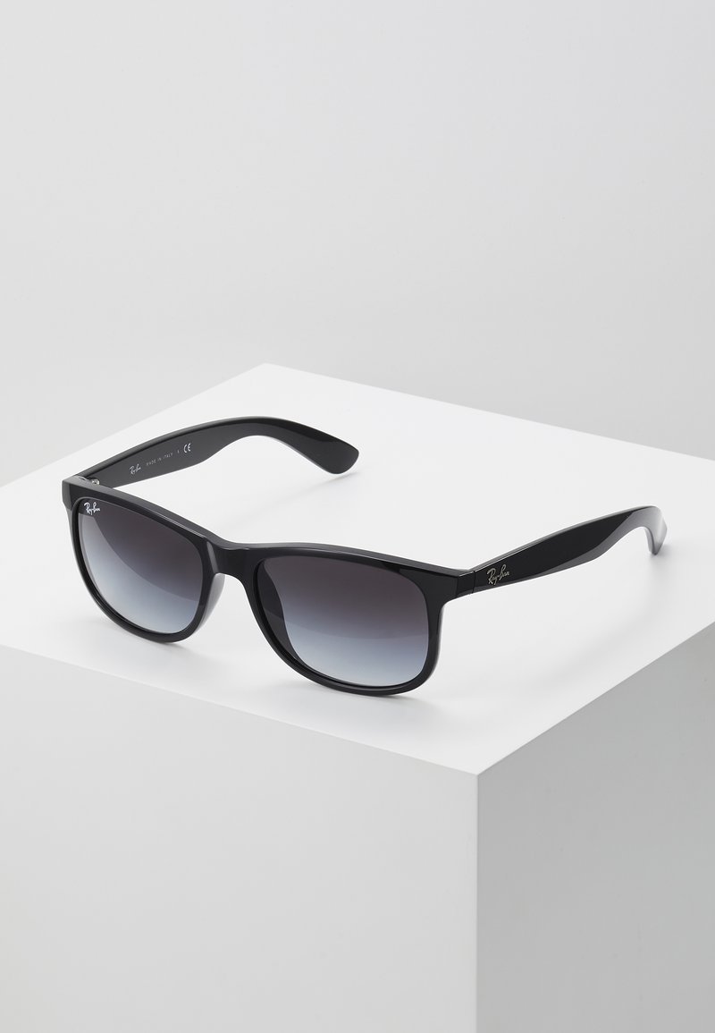 Ray-Ban - Occhiali da sole - black/gray gradient