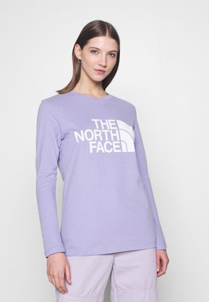 Long sleeved top - sweet lavender
