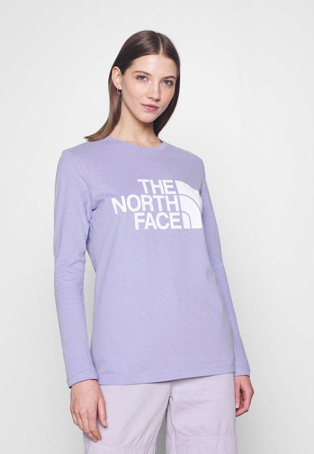 Camiseta de manga larga - sweet lavender