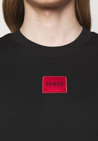 HUGO - DIRAGOL - Sweatshirt - black - 5