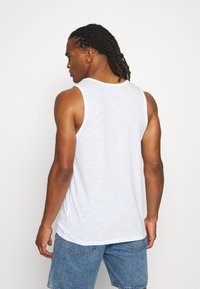 Abercrombie & Fitch - EX TANK 3 PACK - Top - white - 2