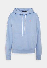 SEASONAL - Sweatshirt - chambray blue