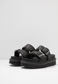 Dr. Martens - MYLES II HARDWAIR - Pantofle - black temperley - 2