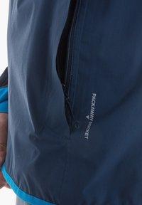 Schöffel - TORONT - Waterproof jacket - 8180 - blau - 3