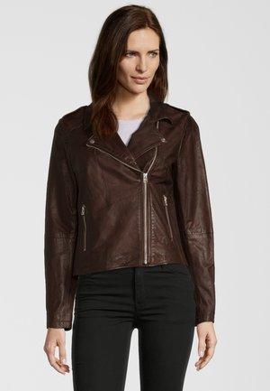 Leather jacket - brr