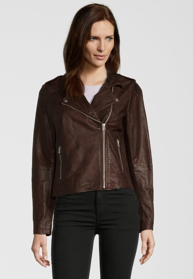 Leather jacket - brr