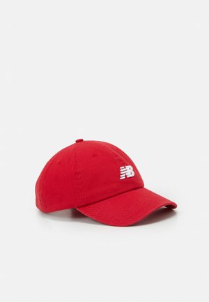 CLASSIC CURVED BRIM HAT UNISEX - Kšiltovka - red