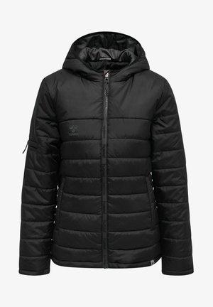 Winter jacket - black/asphalt