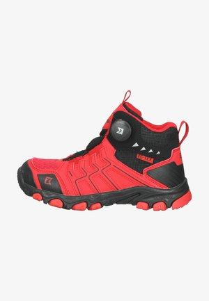 Veterboots - red/black